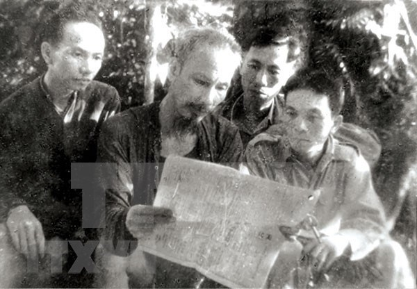 President Ho Chi Minh – founder of Vietnam's Revolutionary Press hinh anh 4